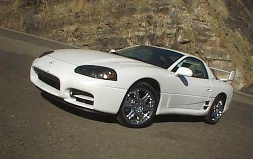 Mitsubishi 3000 GT II Restyling 1999 - 2001 Coupe #4