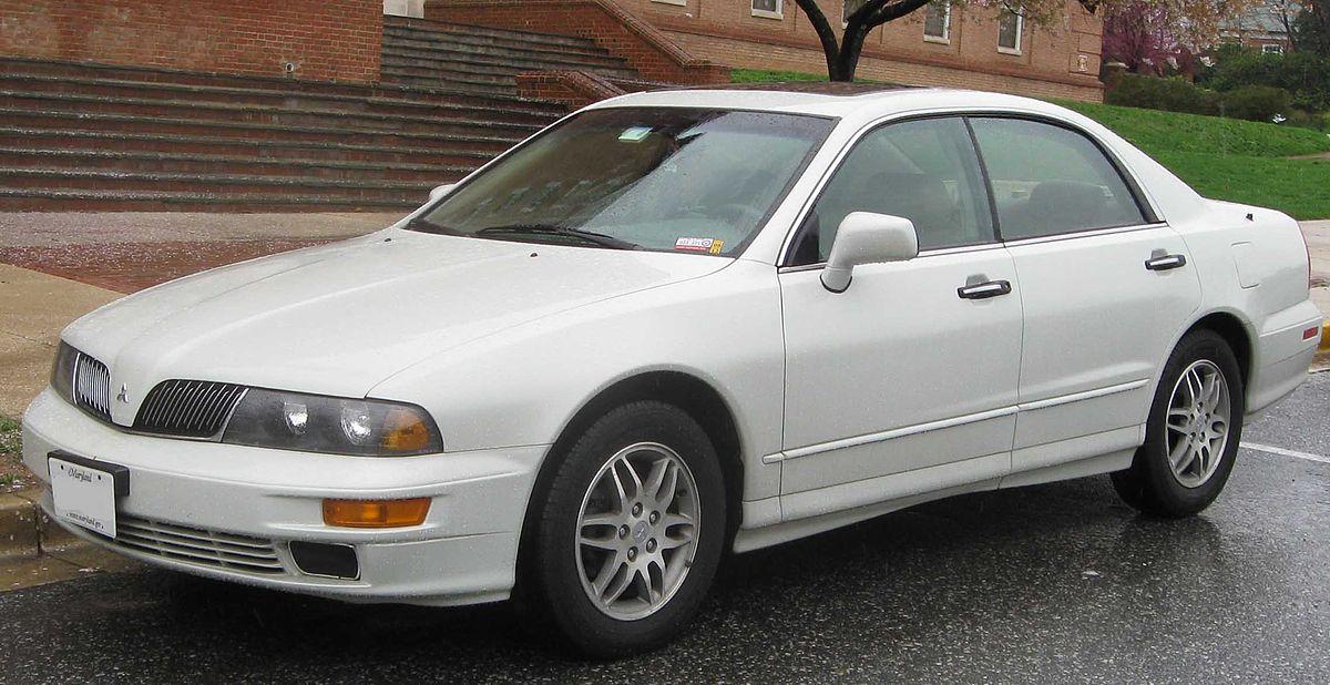 Mitsubishi Aspire 1998 - 2003 Sedan #3