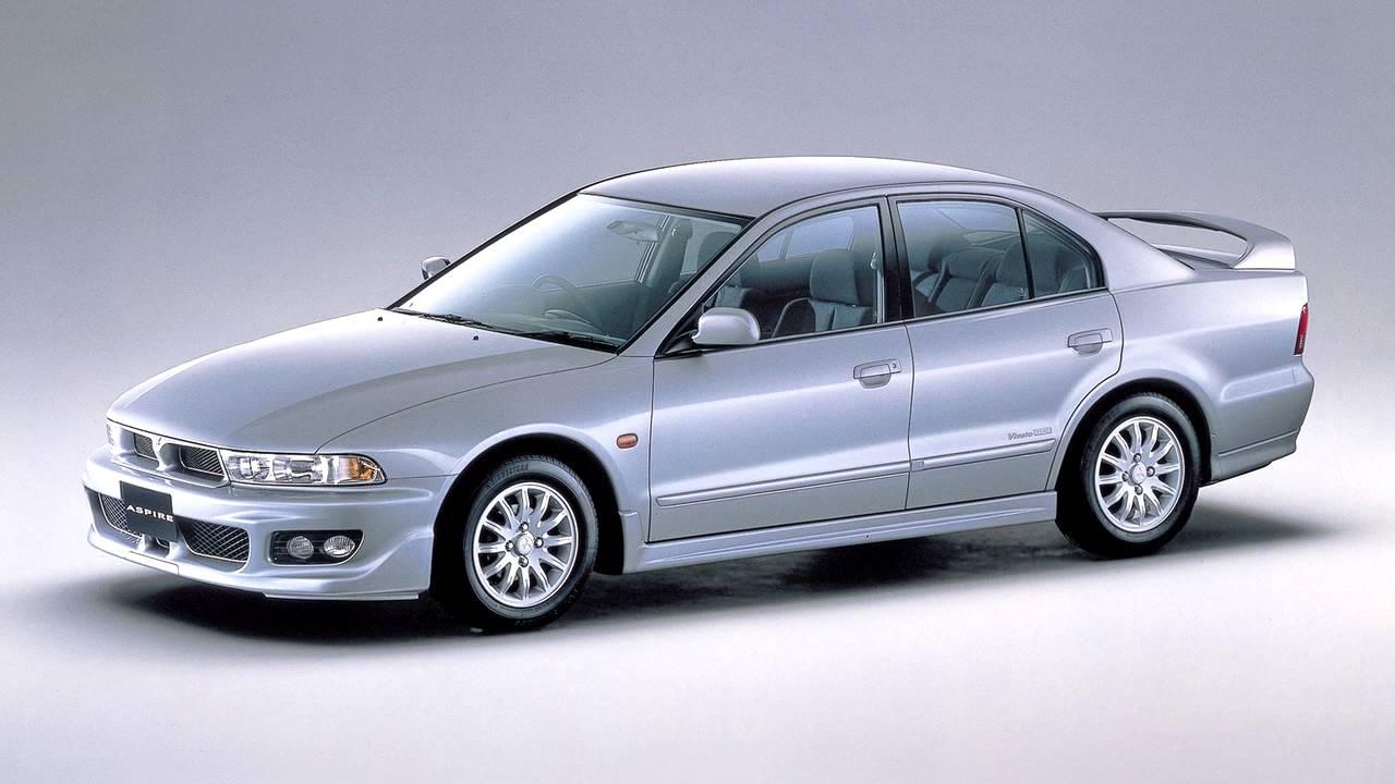 Mitsubishi Aspire 1998 - 2003 Sedan #6