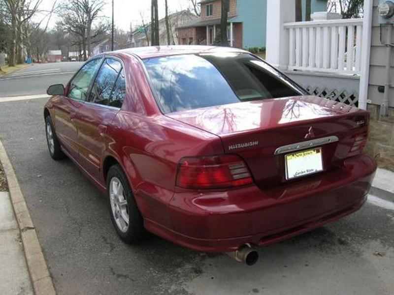 Mitsubishi Aspire 1998 - 2003 Sedan #7