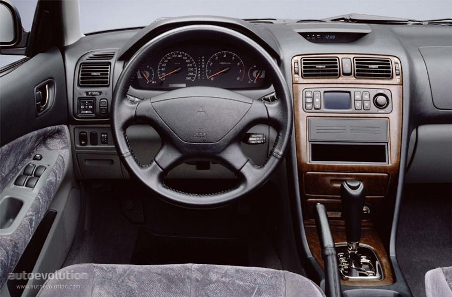 Mitsubishi Aspire 1998 - 2003 Sedan #5