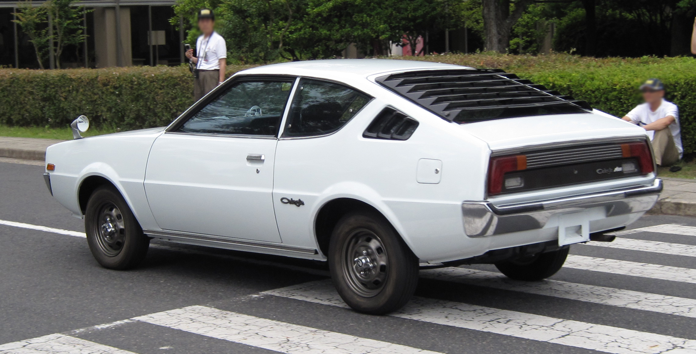 Mitsubishi Celeste 1975 - 1981 Hatchback 3 door #2