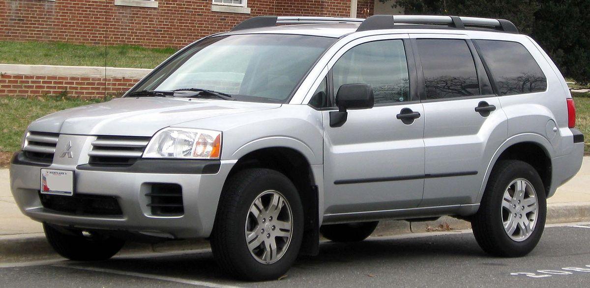 Mitsubishi Endeavor 2003 - 2011 SUV 5 door #8
