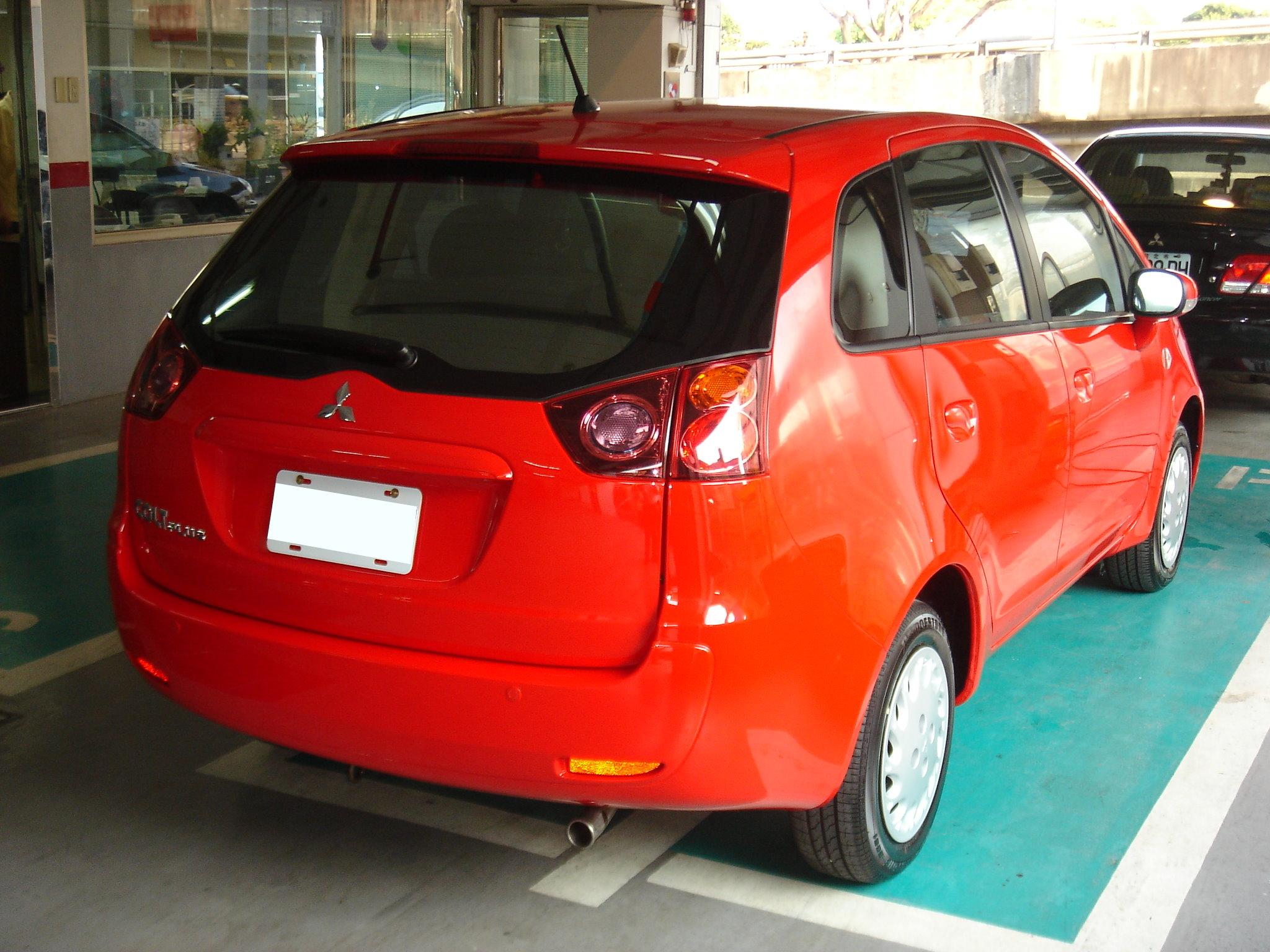 Mitsubishi Colt VI (Z30) 2002 - 2008 Station wagon 5 door #6