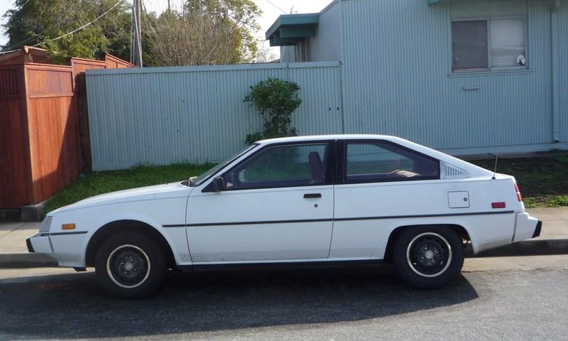 Mitsubishi Cordia 1982 - 1990 Hatchback 3 door #1