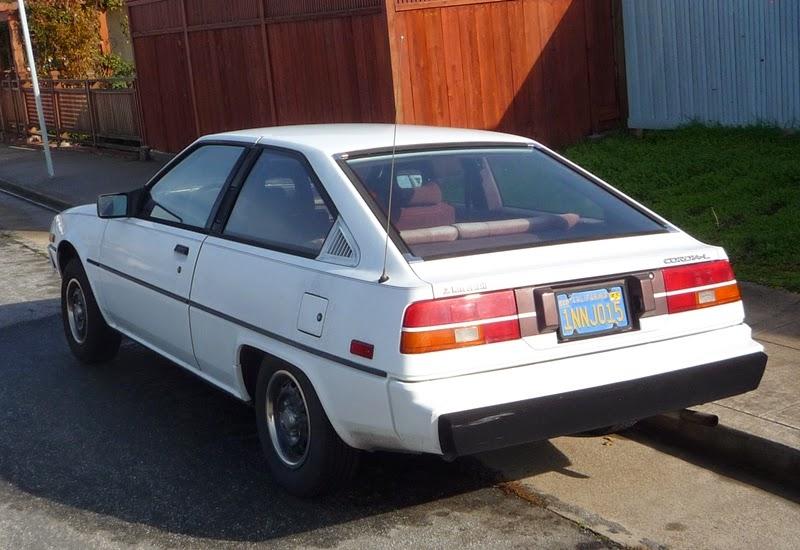 Mitsubishi Cordia 1982 - 1990 Hatchback 3 door #4