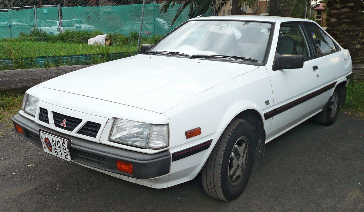Mitsubishi Cordia 1982 - 1990 Hatchback 3 door #8