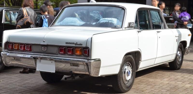 Mitsubishi Debonair II 1986 - 1992 Sedan #5