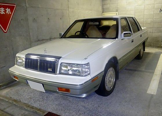 Mitsubishi Debonair II 1986 - 1992 Sedan #2