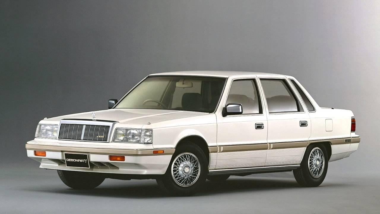 Mitsubishi Debonair II 1986 - 1992 Sedan #1