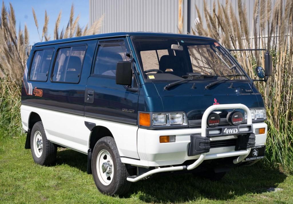 Mitsubishi Delica III 1986 - 1999 Minivan #6