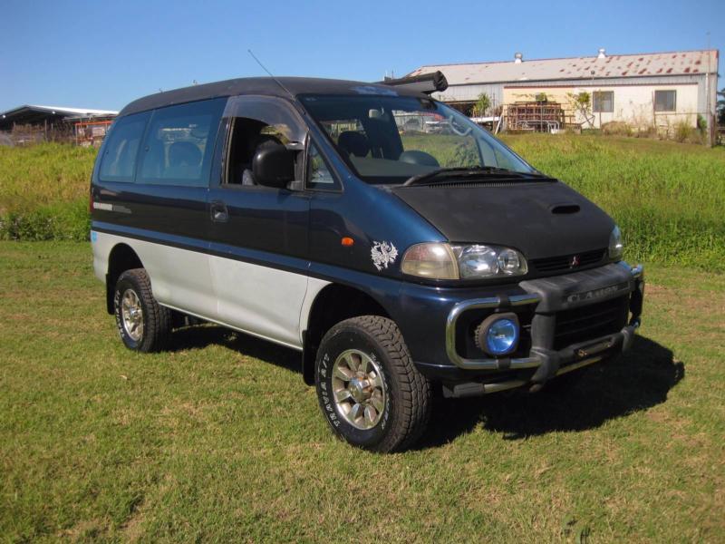Mitsubishi Delica V 2011 - now Minivan #3