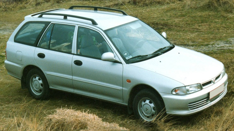 Mitsubishi Dingo 1998 - 2003 Hatchback 5 door #4