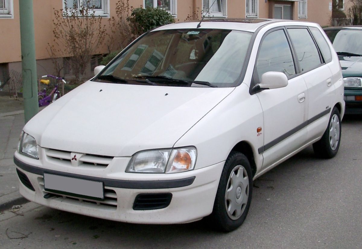 Mitsubishi Dingo 1998 - 2003 Hatchback 5 door #6