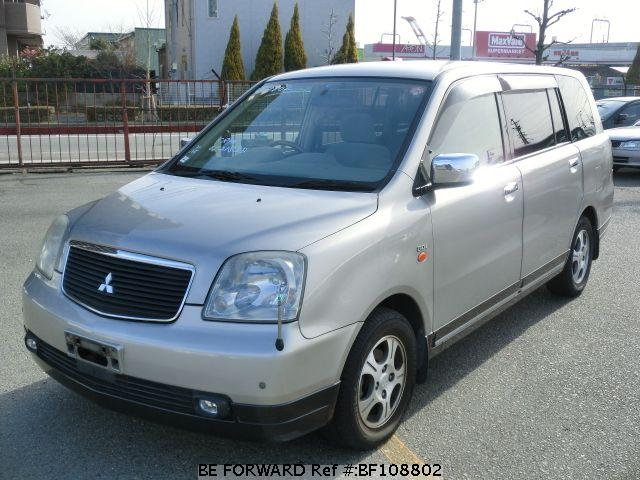 Mitsubishi Dion 2000 - 2006 Compact MPV #4