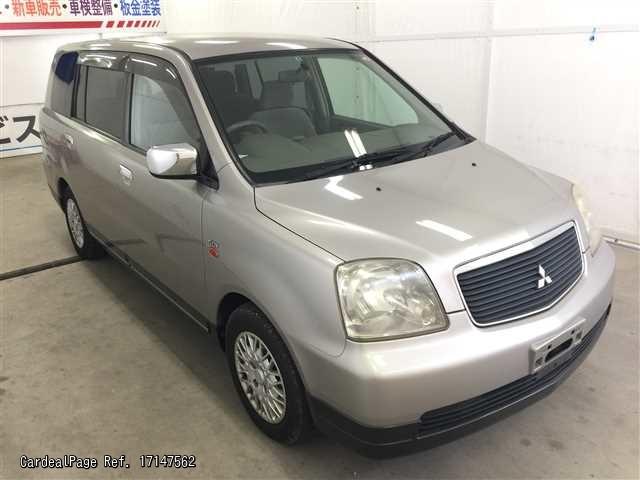 Mitsubishi Dion 2000 - 2006 Compact MPV #1