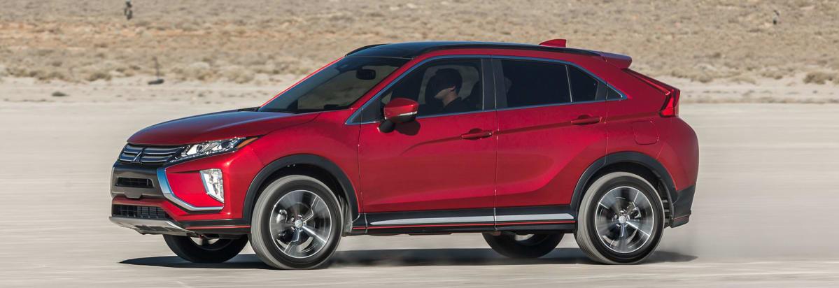 Mitsubishi Eclipse Cross 2017 - now SUV 5 door #1