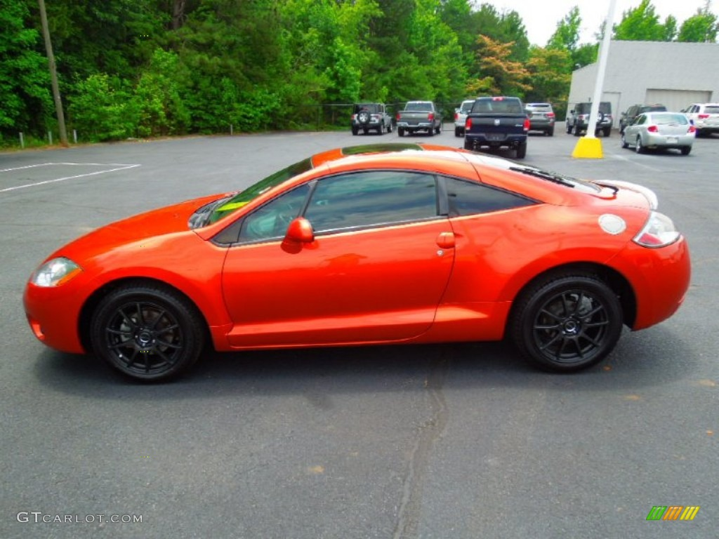 Mitsubishi Eclipse Iv 2005 2008 Coupe Outstanding Cars Gt Interior 3
