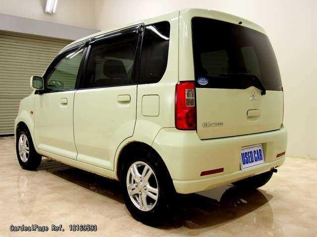 Mitsubishi eK Classic I 2003 - 2005 Hatchback 5 door #1