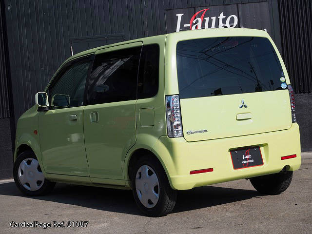 Mitsubishi eK Classic I 2003 - 2005 Hatchback 5 door #2