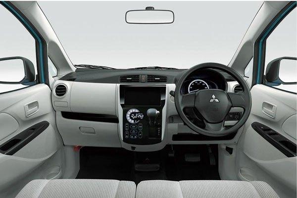 Mitsubishi eK Classic I 2003 - 2005 Hatchback 5 door #8