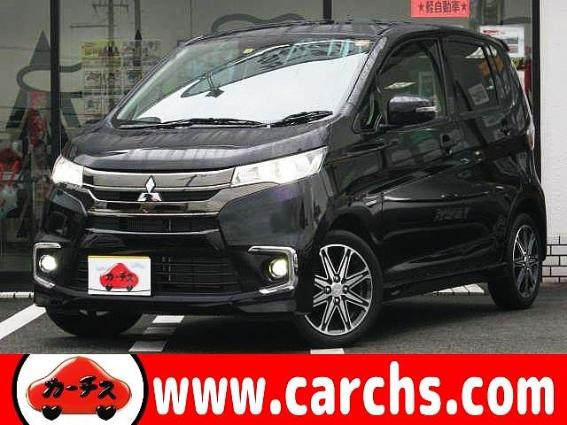 Mitsubishi eK Custom I Restyling 2015 - now Hatchback 5 door #3