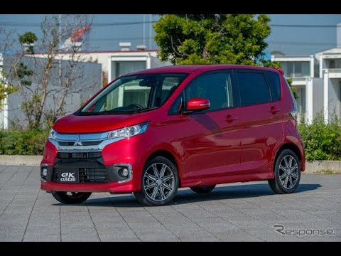 Mitsubishi eK Custom I Restyling 2015 - now Hatchback 5 door #8