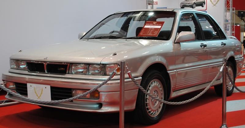 Mitsubishi Emeraude 1992 - 1996 Sedan #2