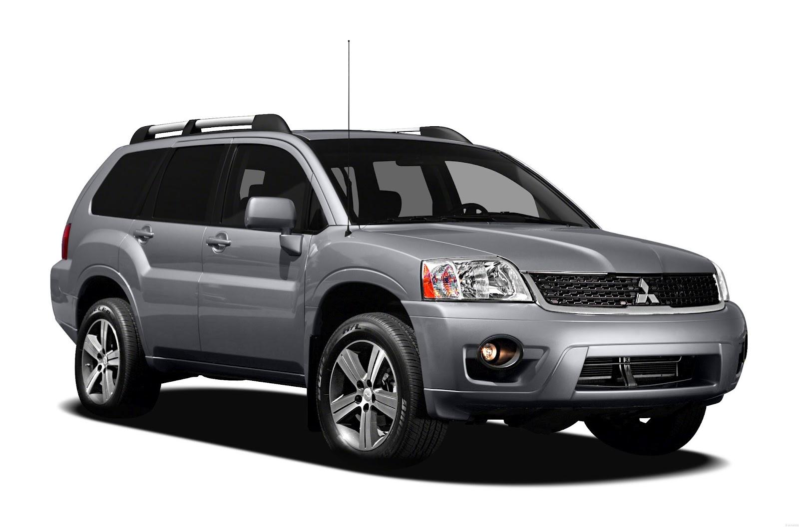 Mitsubishi Endeavor 2003 - 2011 SUV 5 door #3