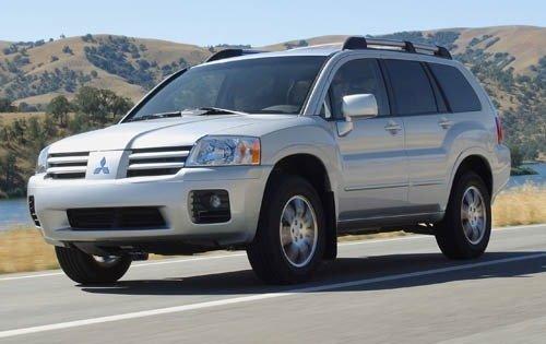 Mitsubishi Endeavor 2003 - 2011 SUV 5 door #7