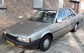 Mitsubishi Eterna V 1983 - 1989 Sedan #7