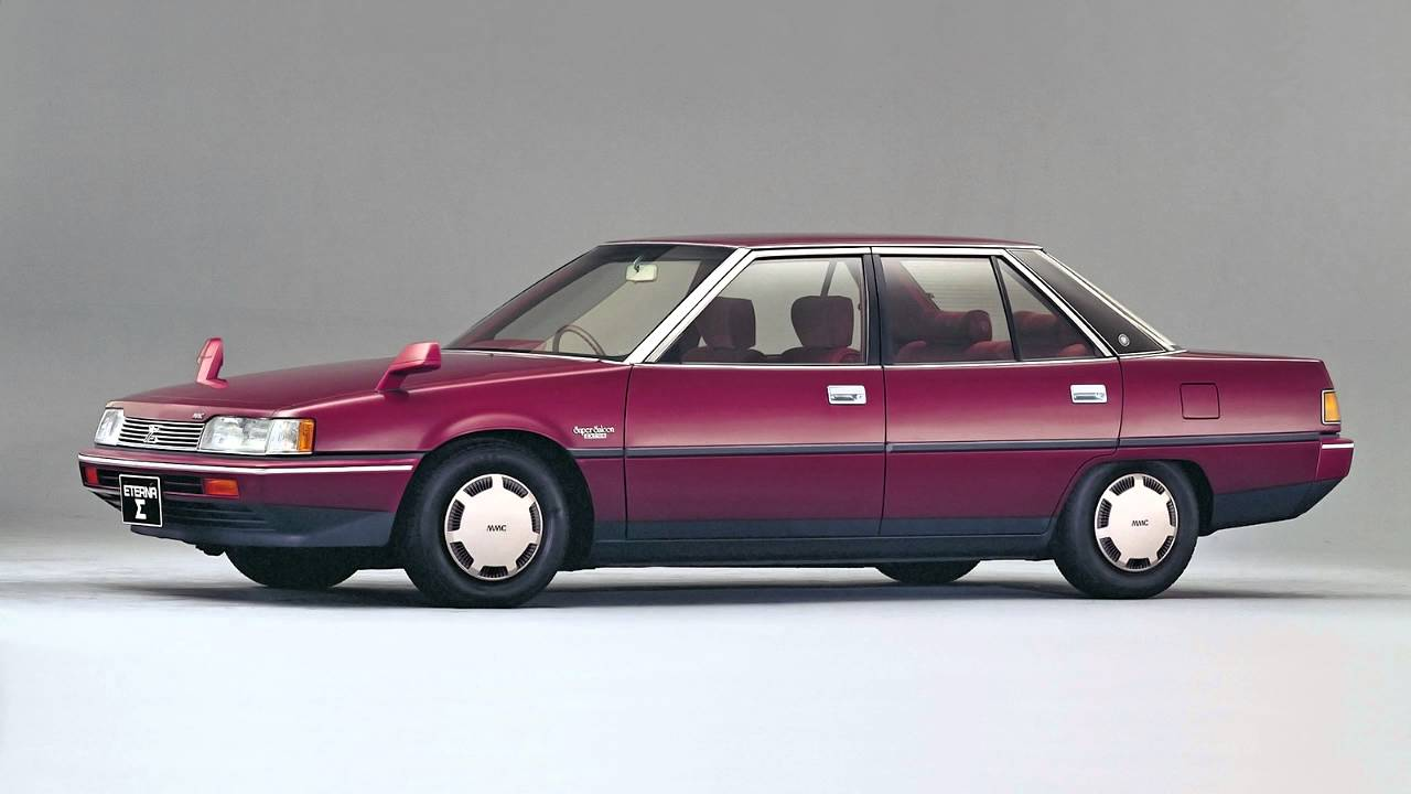 Mitsubishi Eterna V 1983 - 1989 Sedan #5