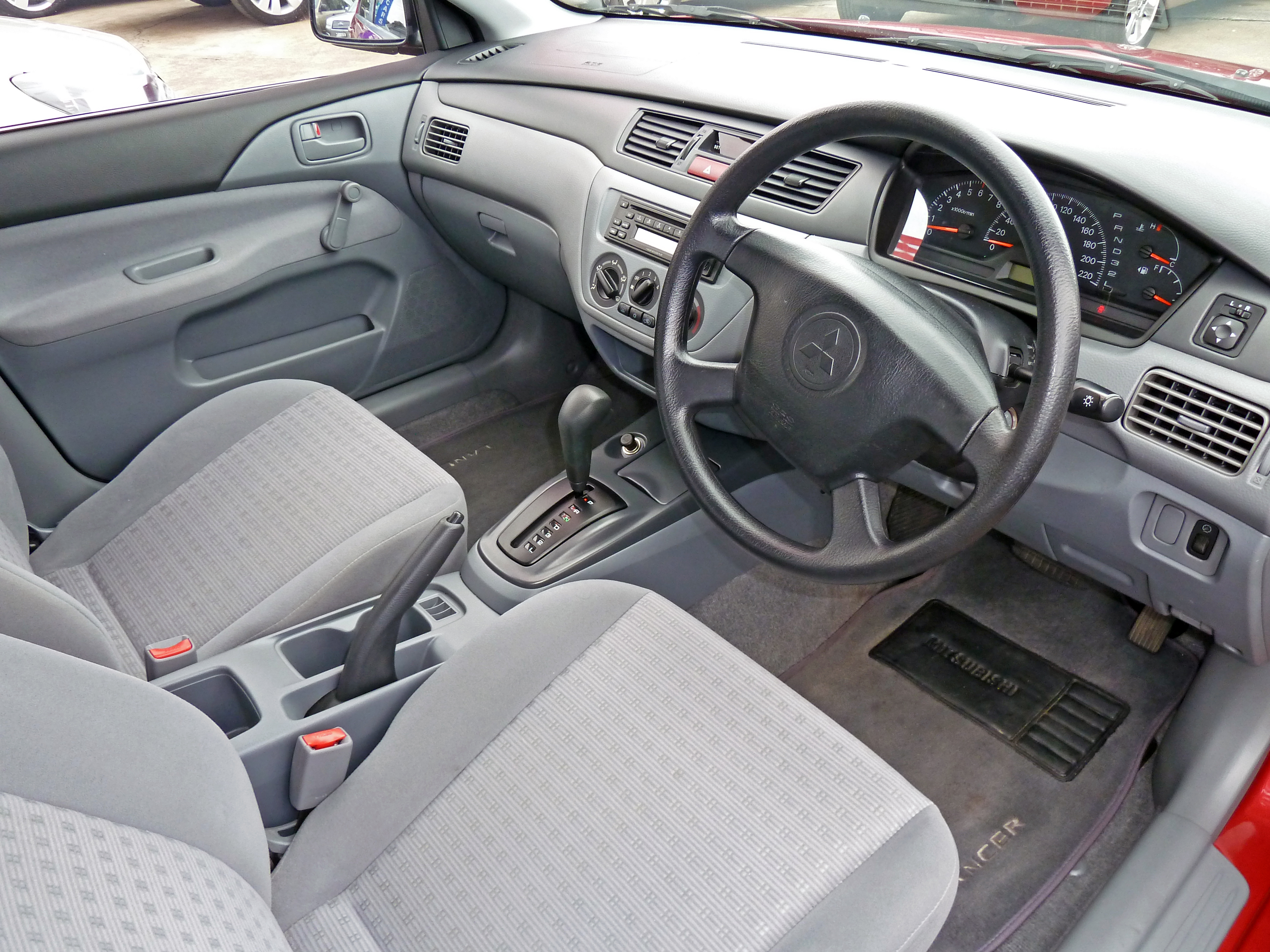 Mitsubishi Galant VII 1992 - 1996 Sedan #6