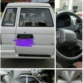 Mitsubishi Freeca I 1997 - 2009 Minivan #2