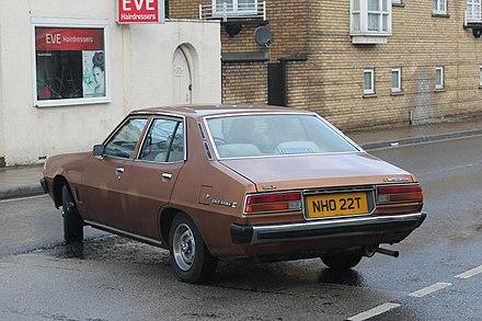 Mitsubishi Galant III 1976 - 1980 Sedan #3