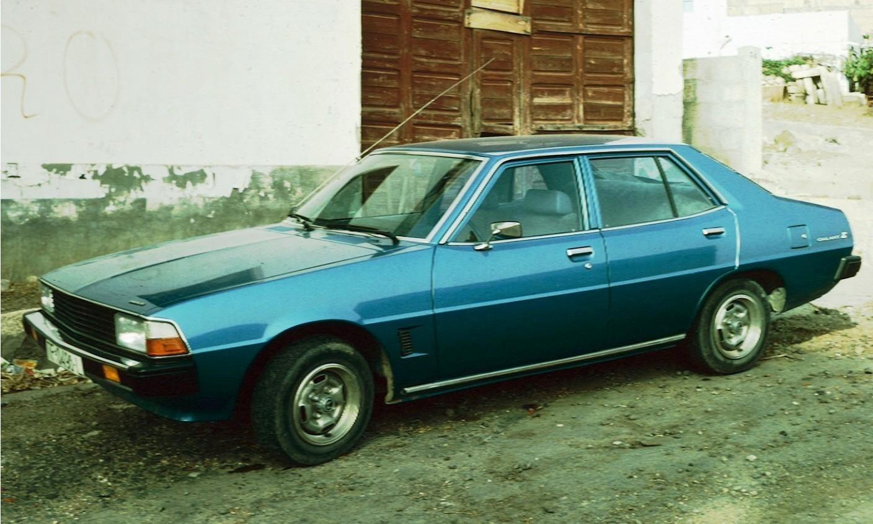 Mitsubishi Galant III 1976 - 1980 Sedan #8