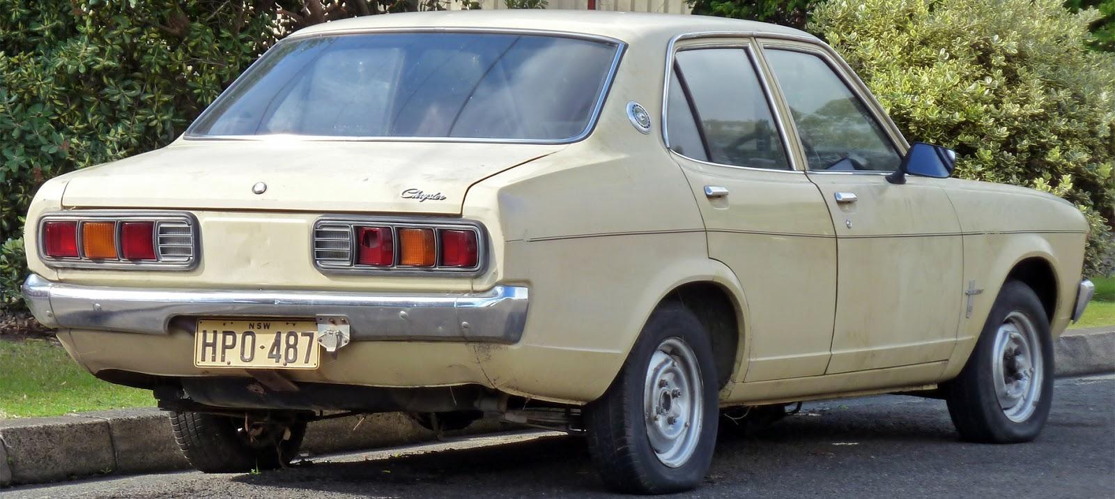 Mitsubishi Galant III 1976 - 1980 Sedan #5