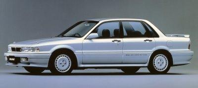 Mitsubishi Galant IV 1980 - 1987 Station wagon 5 door #1