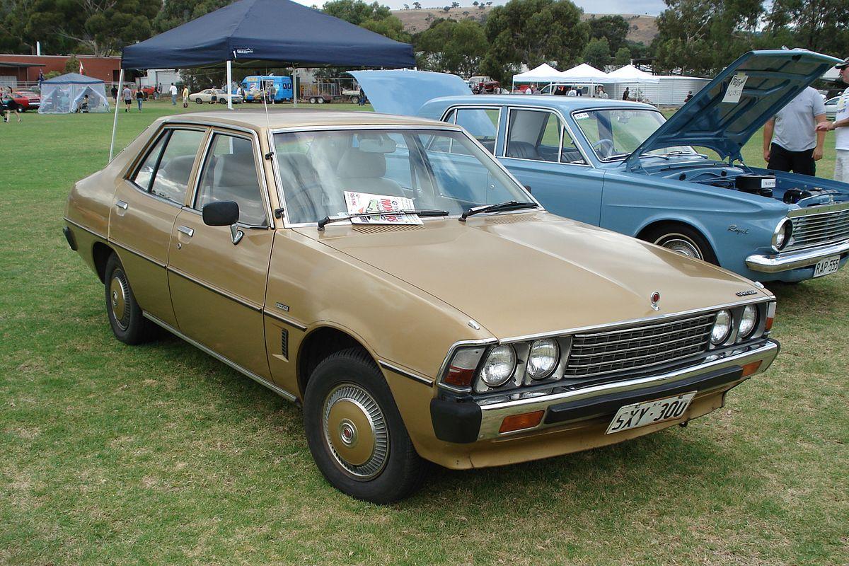 Mitsubishi Galant IV 1980 - 1987 Station wagon 5 door #4