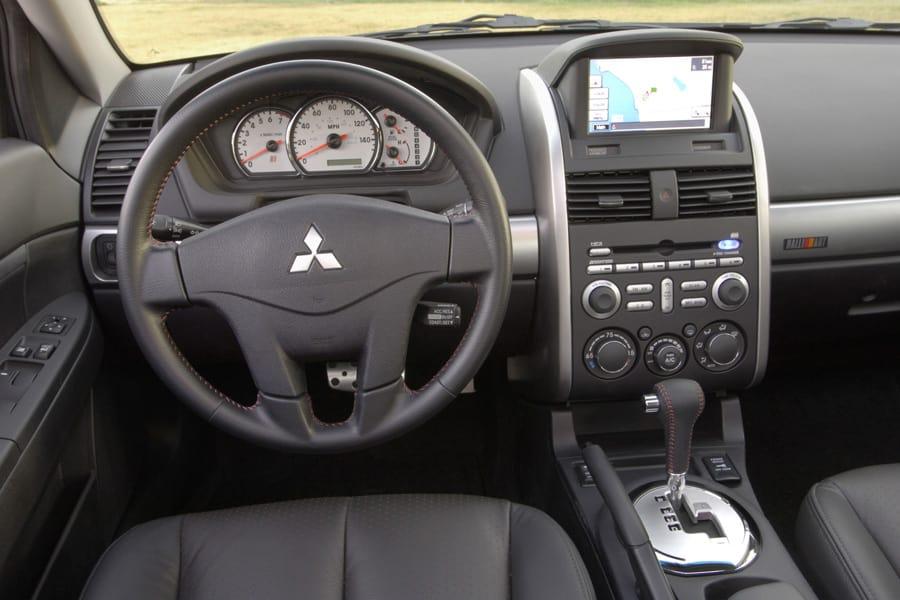 Mitsubishi Galant IX 2003 - 2008 Sedan #7