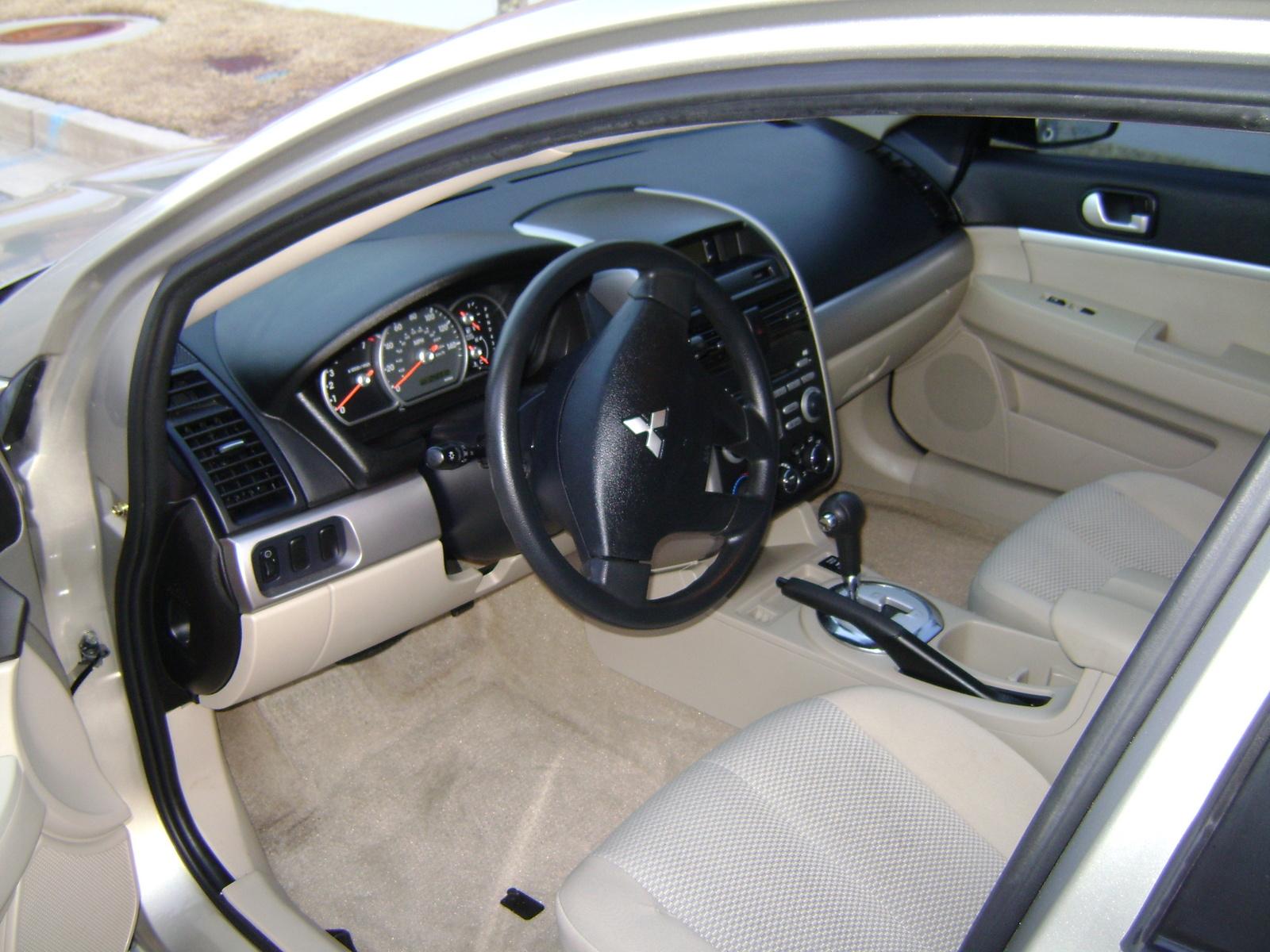 Mitsubishi Galant IX 2003 - 2008 Sedan #6