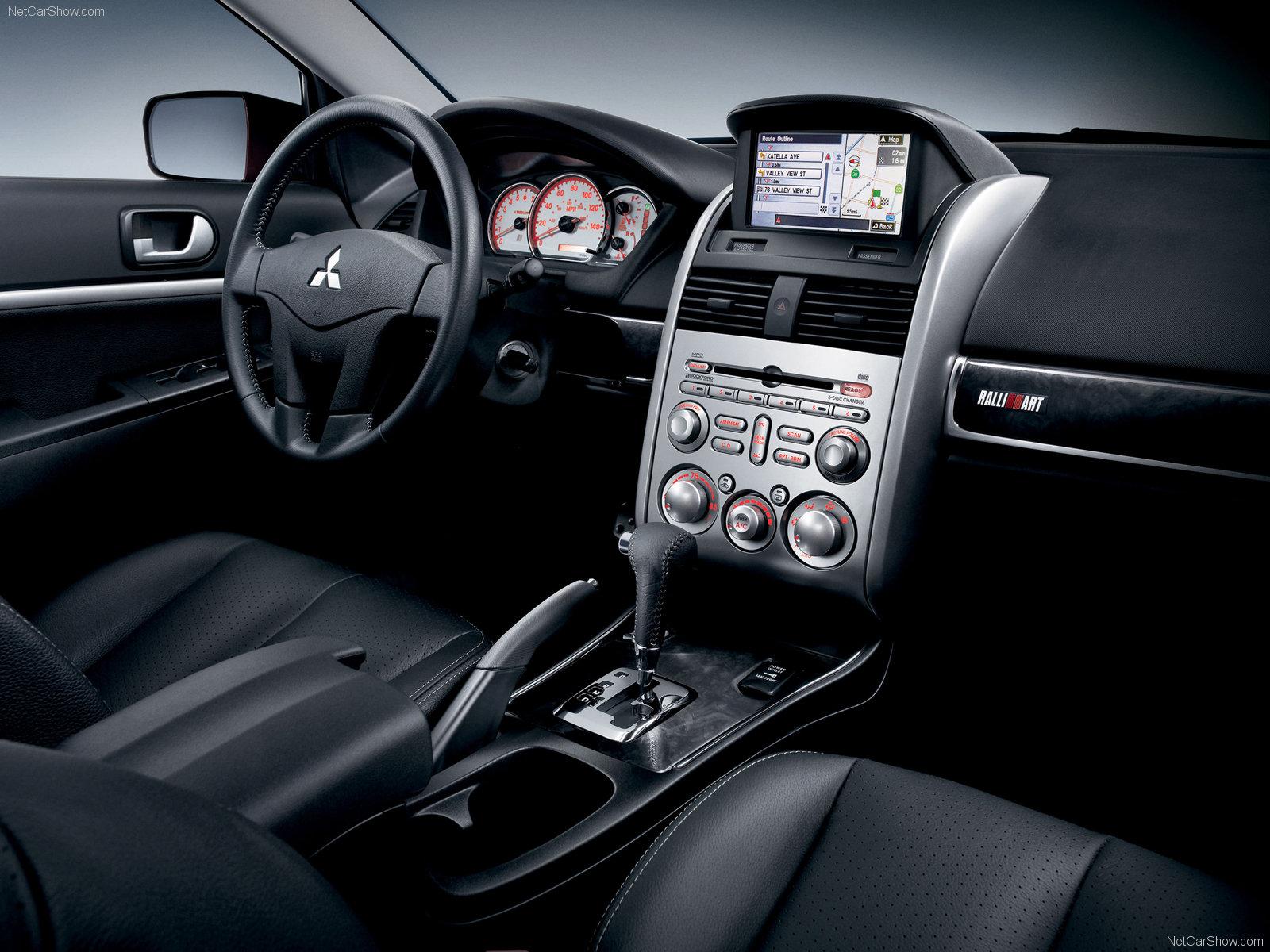 Mitsubishi Galant IX 2003 - 2008 Sedan #8