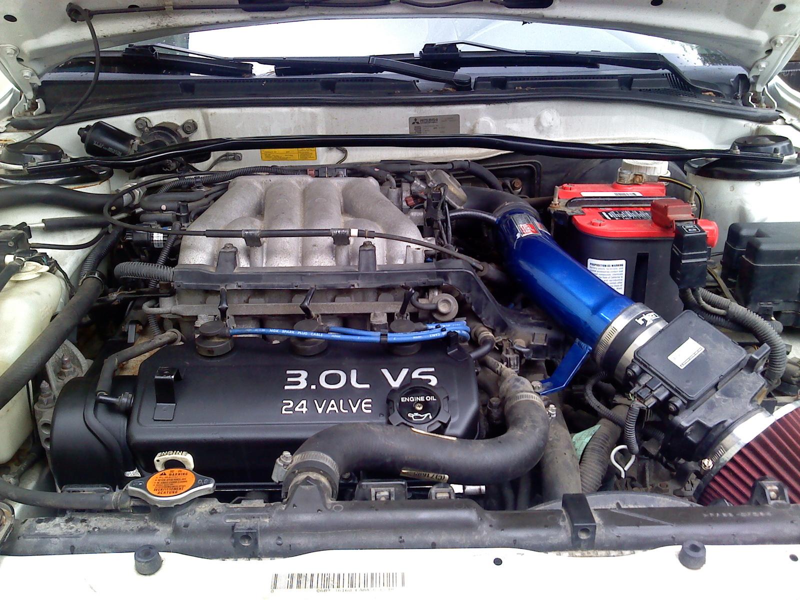 Mitsubishi Galant VII 1992 - 1996 Hatchback 5 door #1