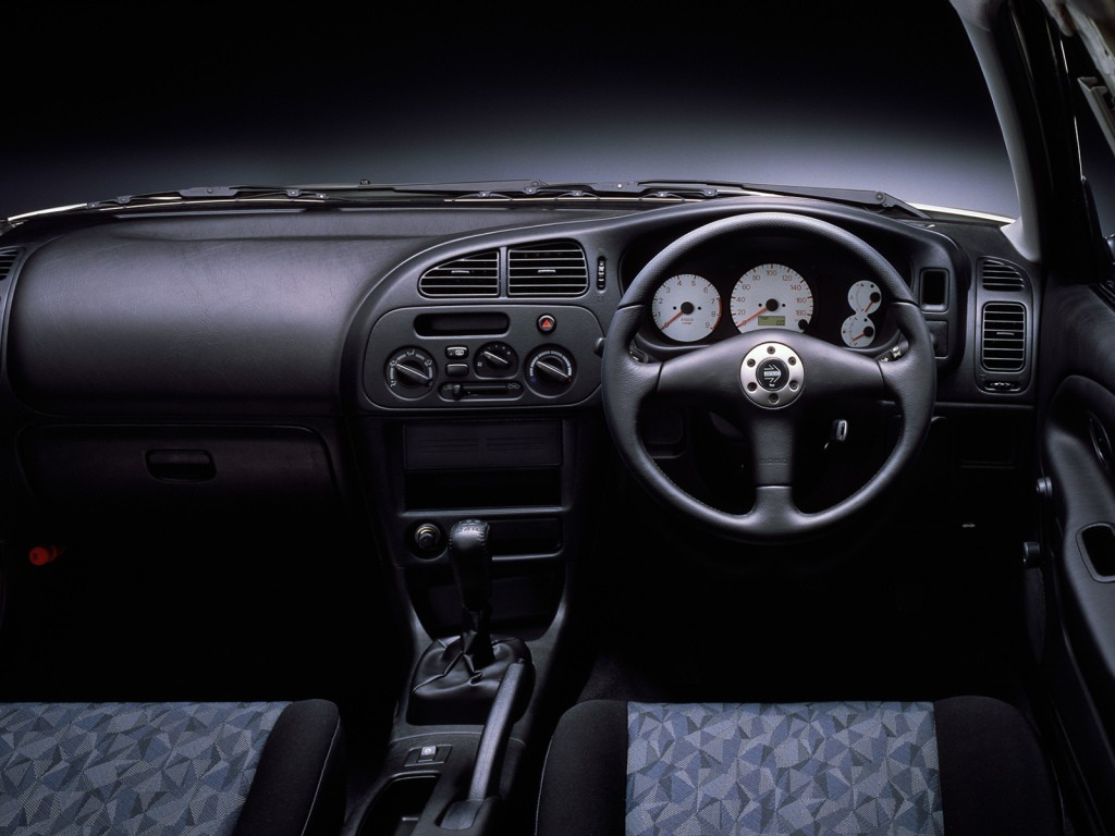 Mitsubishi Lancer Evolution IV 1996 - 1998 Sedan #7