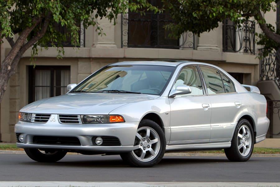 Mitsubishi Galant VIII 1996 - 2006 Sedan #6