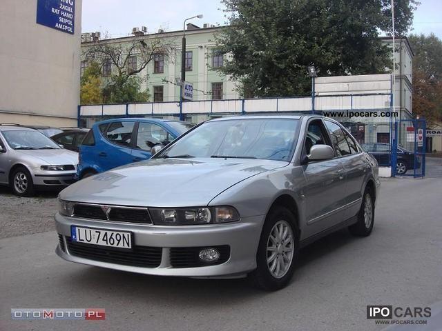 Mitsubishi Galant VIII 1996 - 2006 Sedan #5