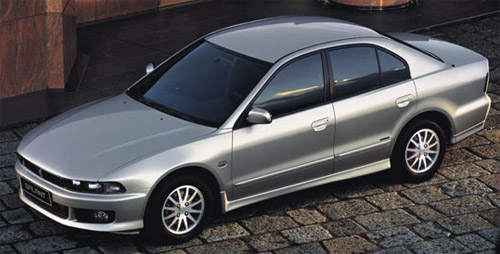 Mitsubishi Galant VIII 1996 - 2006 Sedan #4