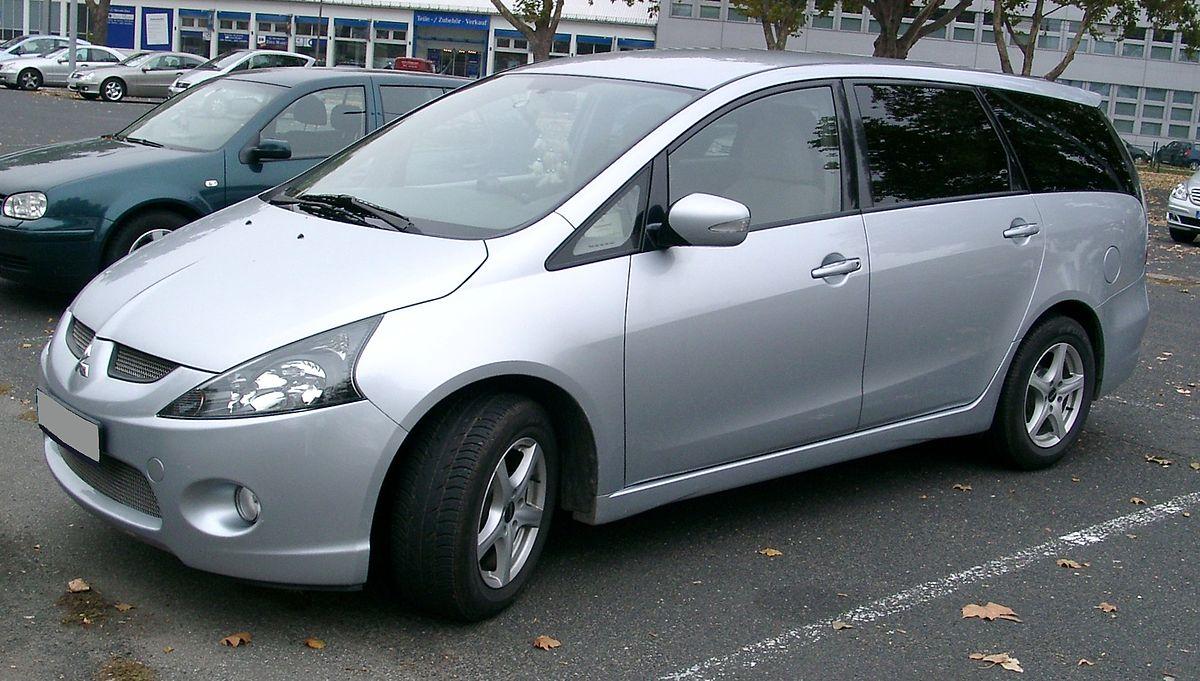 Mitsubishi Grandis 2003 - 2011 Minivan #5