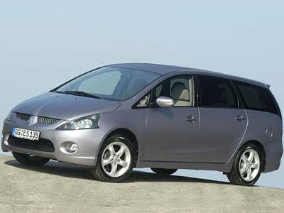 Mitsubishi Grandis 2003 - 2011 Minivan #8