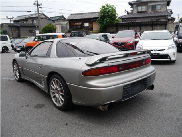 Mitsubishi GTO I (Z16A) 1990 - 1993 Coupe #2